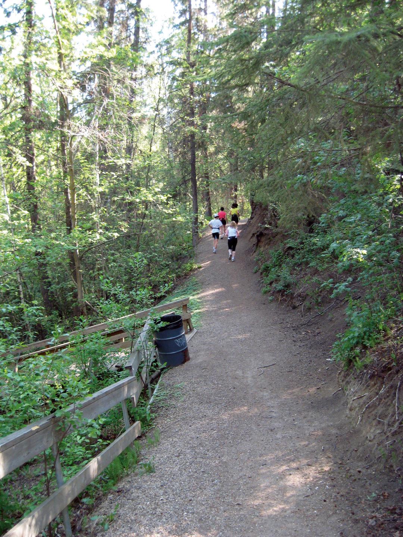 Kinnaird Ravine Park