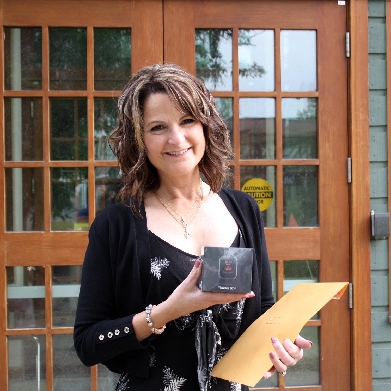 Kathy Penner - 3rd place winner